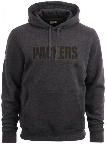 New Era - NFL Green Bay Packers Two Tone Pop Hoodie - grey