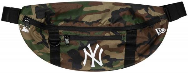 New Era - MLB New York Yankees Waist Bag Light Tasche - Camouflage Vorderansicht