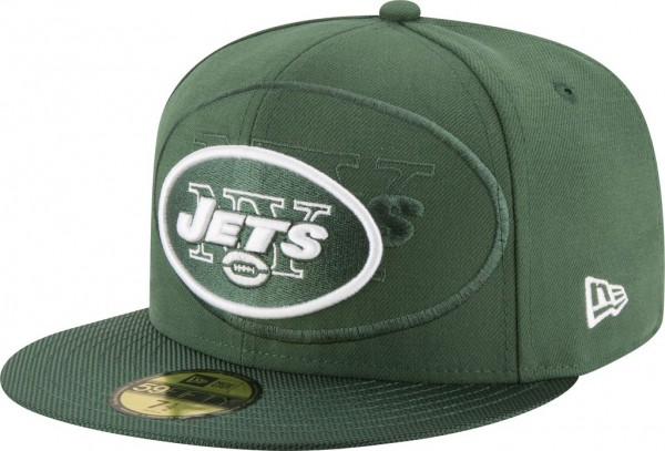 New Era - NFL New York Jets 2016/17 Sideline 59Fifty Cap - green