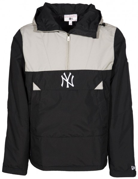 New Era - MLB New York Yankees Smock Jacke - navy-grey