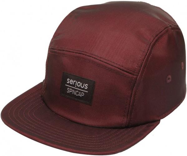 Serious B-Boy Gear - Premium Spincap / Headspin-Cap - maroon