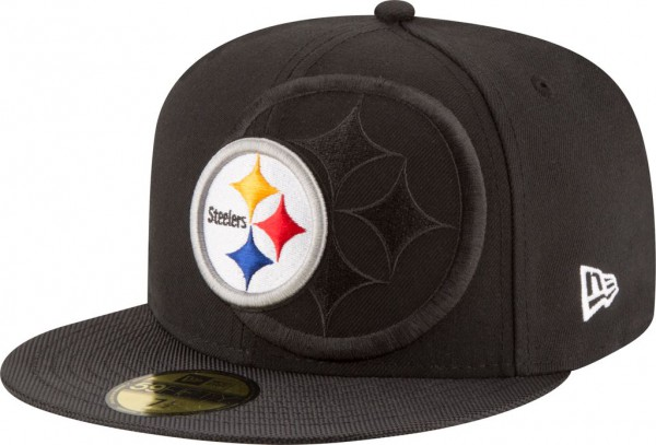 New Era - NFL Pittsburgh Steelers 2016/17 Sideline 59Fifty Cap - black