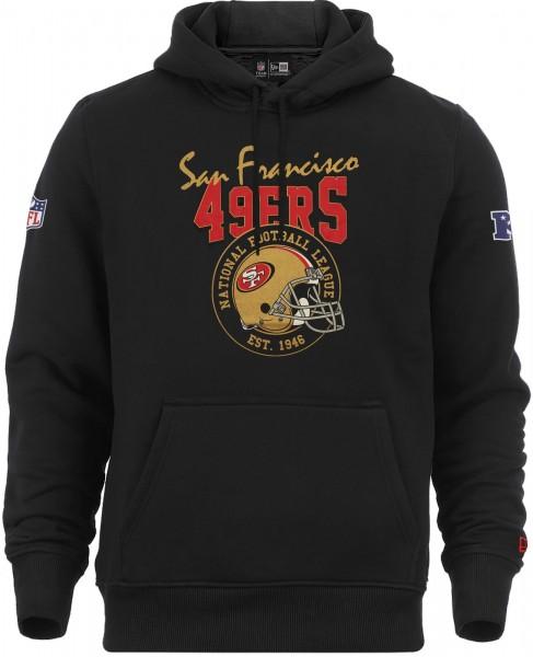 New Era - NFL San Francisco 49ers F O R PO Hoodie - black