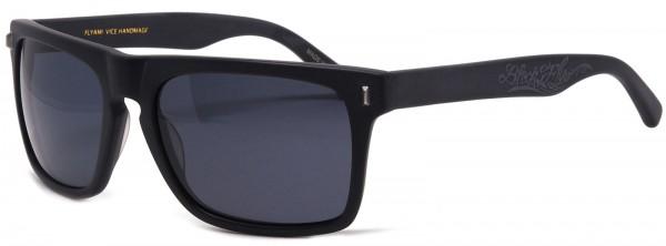 Black Flys - Flyami Vice - Sonnenbrille - Schwarz matt