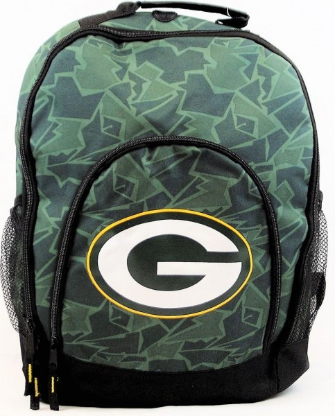 Forever Collectibles - NFL Green Bay Packers Camouflage - Rucksack