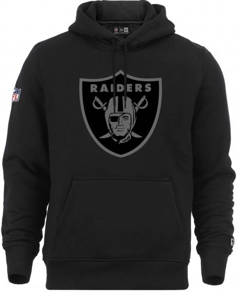 New Era - NFL Oakland Raiders Two Tone Hoodie - Schwarz