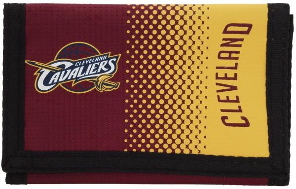 Forever Collectibles - NBA Cleveland Cavaliers Portemonnaie - Rot Vorderansicht