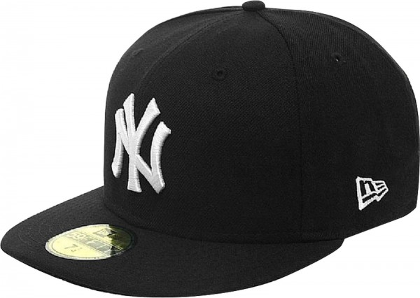 New Era - MLB New York Yankees Essential 59Fifty Cap - black