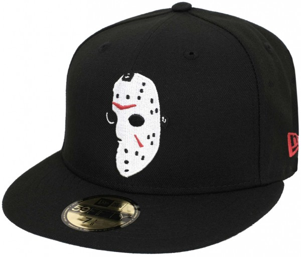 New Era - Friday the 13th 59Fifty Fitted Cap - Schwarz