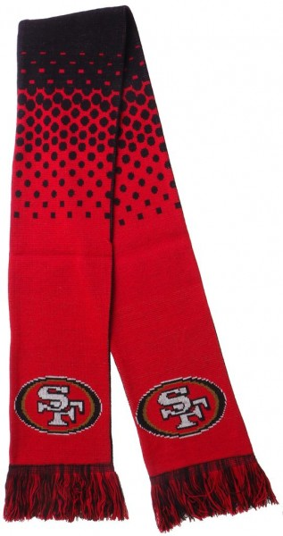 Forever Collectibles - NFL San Francisco 49ers scarf - schal