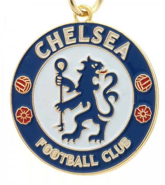 Forever Collectibles - EPL Chelsea FC Schlüsselanhänger - Mehrfarbig Nahansicht