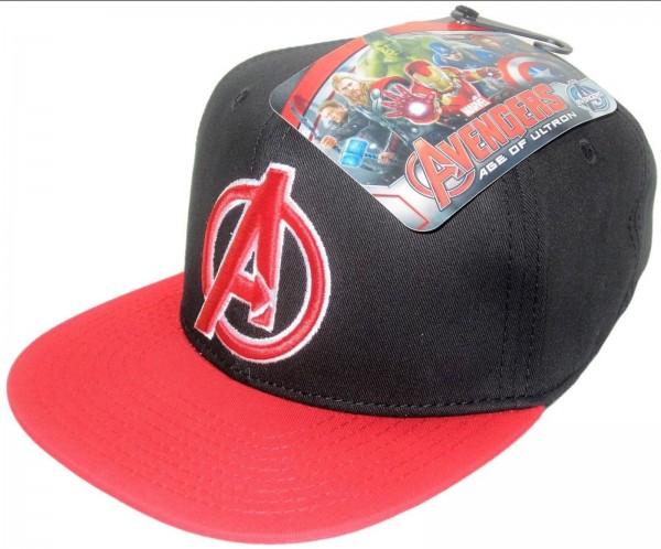 Marvel - Avengers Contrast Snapback Cap - Schwarz