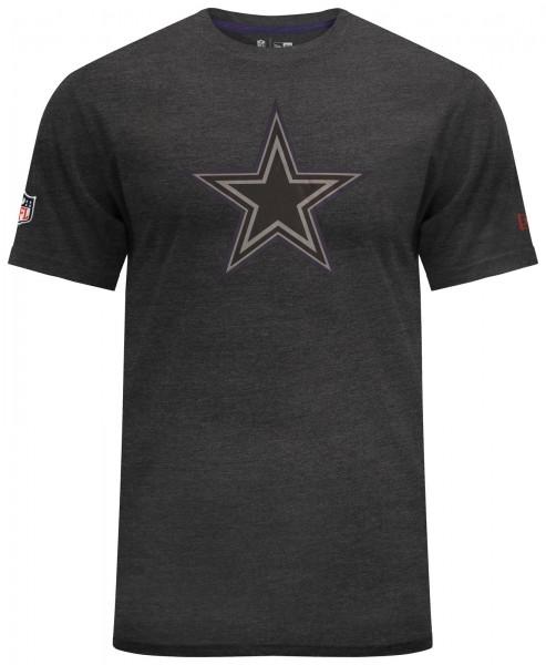 New Era - NFL Dallas Cowboys Two Tone Pop T-Shirt - grey