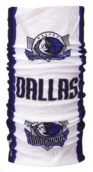 Forever Collectibles - NBA Dallas Mavericks Kopftuch - Mehrfarbig Gesamtansicht