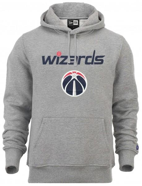 Kapuzenpullover mit gedrucktem Logo des NBA Teams Washington Wizards