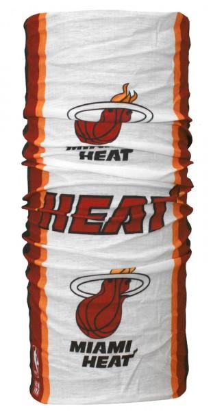 Forever Collectibles - NBA Miami Heat Kopftuch - Mehrfarbig Gesamtansicht