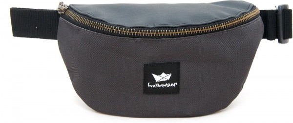 Freibeutler - Hip Bag - charcoal