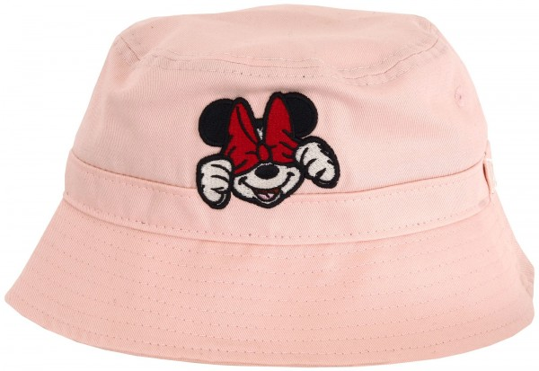 New Era - Minnie Mouse Disney Xpress Bucket Mütze - pink