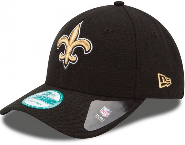 New Era - NFL New Orleans Saints The League 9Forty Cap - black