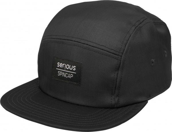 Serious B-Boy Gear - Premium Spincap / Headspin-Cap - Schwarz