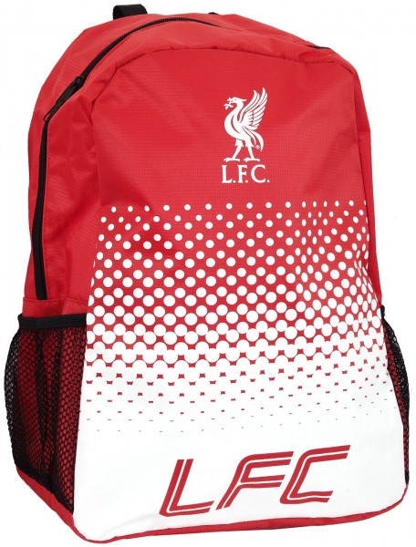 Forever Collectibles - EFL Liverpool FC Fade Rucksack - Rot Vorderansicht