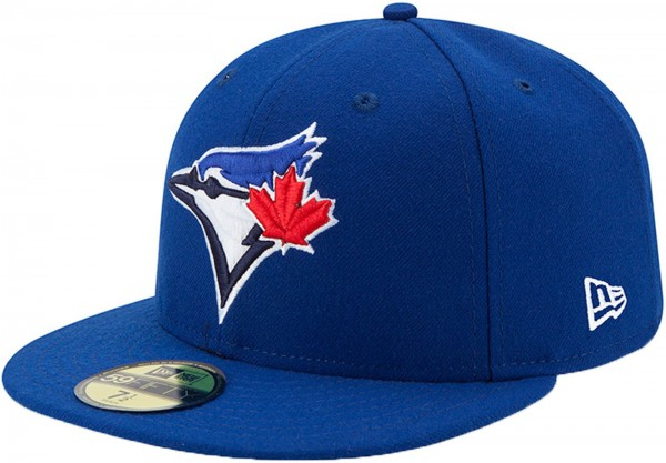 New Era - MLB Toronto Blue Jays Authentic On-Field 59Fifty Cap - blue