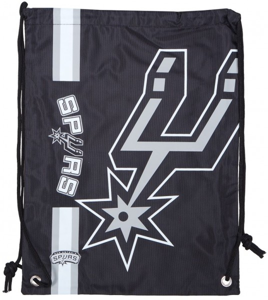 Forever Collectibles - NBA San Antonio Spurs - Cropped Logo Turnbeutel