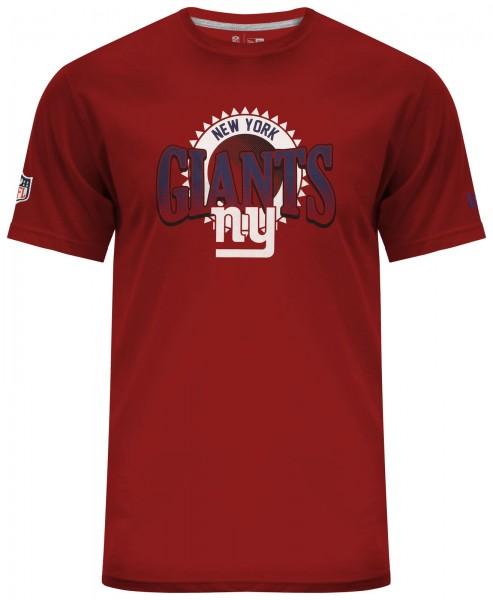 New Era - NFL New York Giants Fan Pack T-Shirt - red