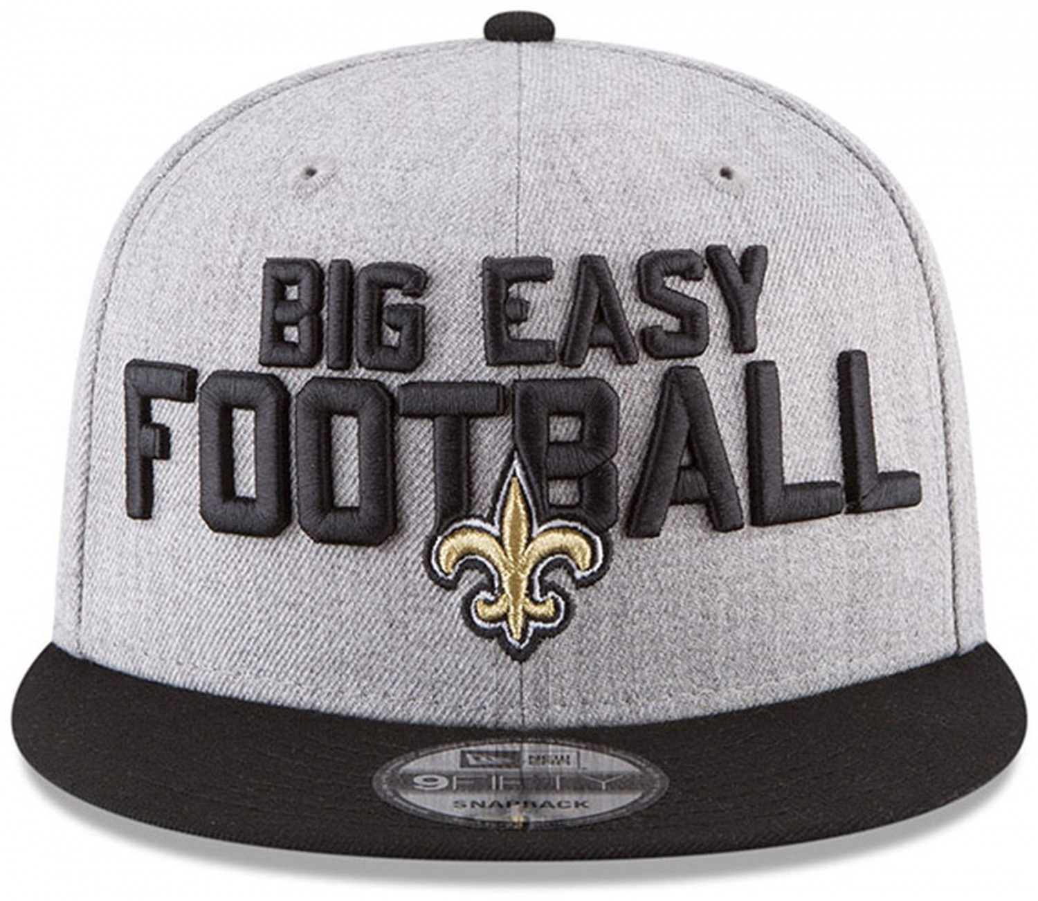 New Era - NFL New Orleans Saints Draft 2018 On Stage 9Fifty Snapback ...