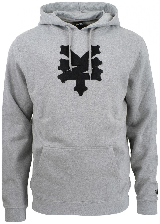 Zoo York Herren Hoodie Pullover Printed Pullover Sweatshirt